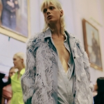 The Form Challenged: Backstage New York Fashion Week Autumn/Winter 2017